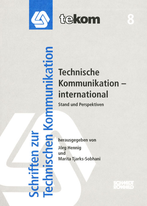 Ausgabe Technische Kommunikation – international
