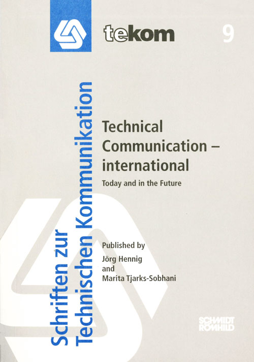 Ausgabe Technical Communication – international