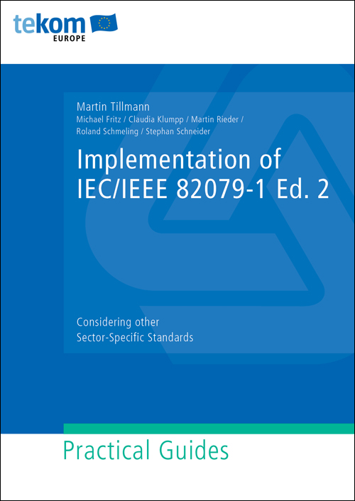 Ausgabe Implementation of IEC/IEEE 82079-1 Ed. 2
